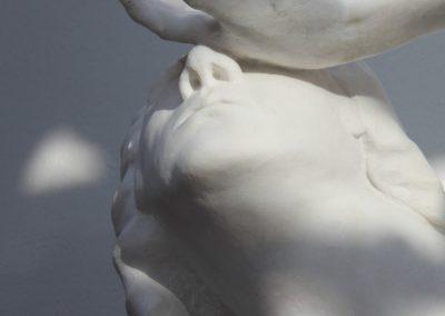 Steinbildhauermeisterstück Estremoz-Marmor
