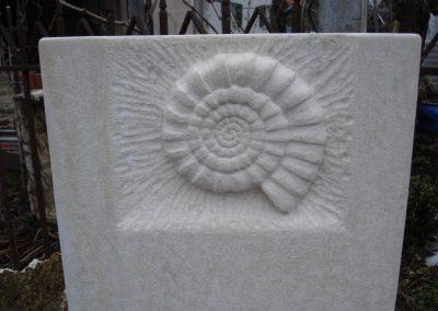 Denkmal Jura Kalkstein