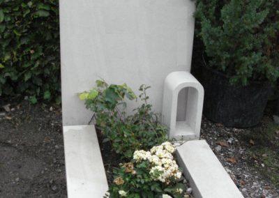 Denkmal Kalkstein