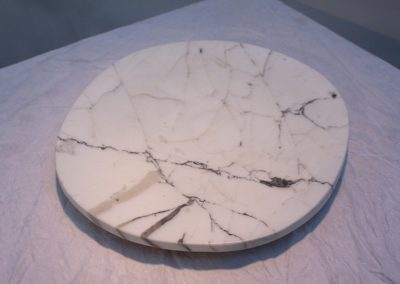 Schale aus Marmor