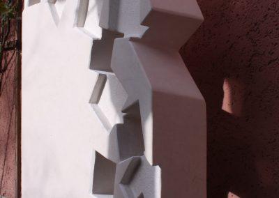 Grabmal Kalkstein (2)